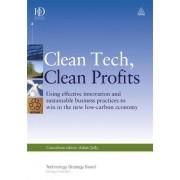 Clean Tech Clean Profits by Adam Jolly