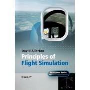 Principles of Flight Simulation by David Allerton