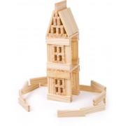 Dřevěná stavebnice - kostky