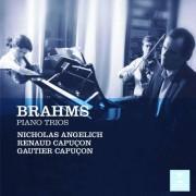 Renaud Capucon - Brahms Piano Trios Capucon Angelich (0724354565328) (2 CD)