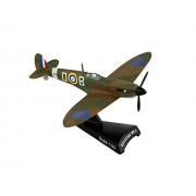 Daron Postage Stamp Raf Spitfire Mkii Battle Of Britain Vehicle (1/93 Scale)