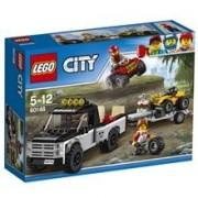 LEGO 60148 LEGO City Fyrhjulingsracerteam