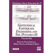 Geotechnical Earthquake Engineering and Soil Dynamics III by Panos Daroulas