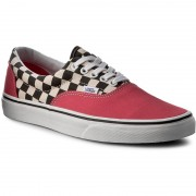 Гуменки VANS - Era VN0A38FRMV5 (2-Tone Check) Rouge Red