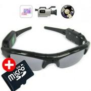 Okuliare s kamerou - Agent 008 s 8GB Micro SD