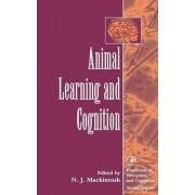 Animal Learning and Cognition by N.J. Mackintosh