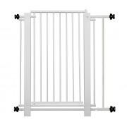 Portão com Grade de Proteção 80cm - Secalux