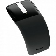 Mouse Microsoft ARC Touch Wireless negru
