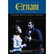 Placido Domingo,Mirella Freni,Renato Bruson,Nicolai Ghiaurov/Orchestra alla Scala,Milan/Riccardo Mutti - Verdi: Ernani (DVD)