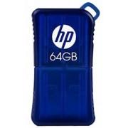 PNY HP v165w USB Flash Drive - 64 GB / Blauw