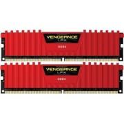 Kit Memorie Corsair Vengeance LPX 2x8GB DDR4 3600MHz CL18 Red
