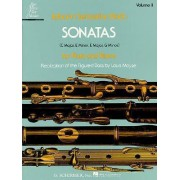 Sonatas - Volume 2 by Sebastian Bach Johann