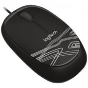 мишка LOGITECH M105 /USB/BLACK