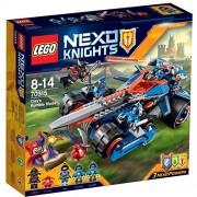 LEGO Nexo caballeros Arcillas Rumble Hoja 70315 8 +