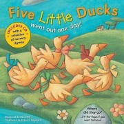 Five Little Ducks by Margaret Bateson-Hill