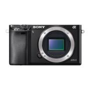 Фотоаппарат Sony Alpha ILCE-6000