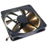 Ventilator 140 mm NoiseBlocker BlackSilentPro PK-2