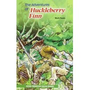 Oxford Progressive English Readers: Grade 3: The Adventures of Huckleberry Finn by Mark Twain