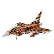 Revell 03970 - Eurofighter Typhoon Bronze Tiger Kit di Modello, in Plastica, in Scala 1:144