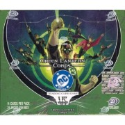 DC VS System Trading Card Game Green Lantern Corps Booster Box 24 Packs [Toy]