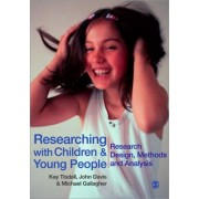 Researching with Children and Young People by Kay Tisdall