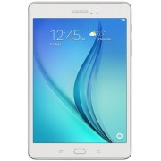 "Tableta Samsung Galaxy Tab A 8.0 T350, Procesor Quad-Core 1.2GHz, TFT Capacitive touchscreen 8"", 1.5GB RAM, 16GB Flash, 5MP, Wi-Fi, Android (Alb) + Cartela SIM Orange PrePay, 5 euro credit, 8 GB internet 4G"