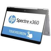 """HP Spectre x360 13-ac004nn i5-7200U/13.3""""FHD Touch/8GB/256GB/HD/IR camera/Win 10 Home/Silver/EN"""
