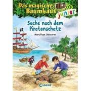 Das magische Baumhaus junior 04 - Suche nach dem Piratenschatz by Mary Pope Osborne