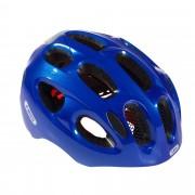 Abus youn-i Kinder Gr. 52-57 cm - blau / sparkling blue - City Helme