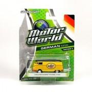 VOLKSWAGEN PANEL VAN (PENNZOIL) * 2013 Motor World * Series 9 German Edition 1:64 Scale Die-Cast Vehicle