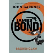 James Bond: Brokenclaw by MR John Gardner