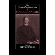 The Cambridge Companion to Malebranche by Steven Nadler