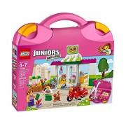 LEGO Juniors - Maletín de supermercado, multicolor (10684)