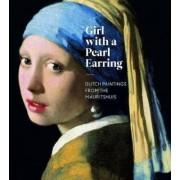 Girl With A Pearl Earring by Lea Van Der Vinde