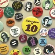 Supergrass - Supergrass Is 10: The Best Of Supergrass 94-04 (0724357086028) (1 CD)