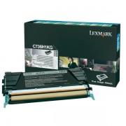 Originale Lexmark C736H1KG - Toner nero - 130838 - Lexmark
