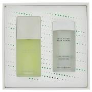 Issey Miyake L'eau D'issey Eau De Toilette Spray 2.5 oz / 75 mL + Shower Gel 2.5 oz / 75 mL Gift Set Fragrances 457328