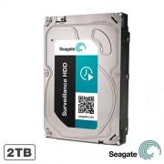 HARD DISK 2TB 7200RPM 64MB SEAGATE SURVEILLANCE HDD ST2000VX000