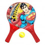 Superman strandtenisz készlet