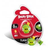 Memory stick USB 2.0 - 8GB ANGRY BIRD - King Pig