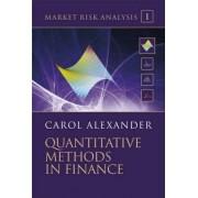 Market Risk Analysis: Quantitative Methods in Finance by Carol Alexander