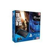 Sony Playstation 3 Ultra Slim 500 Go + The Last Of Us + Gran Turismo 6 - Console Playstation 3 Ultra Slim 500 Go + Le Jeu Last Of Us +Gran Turismo 6