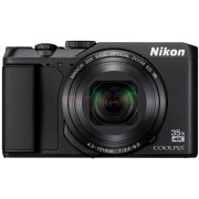 "Aparat Foto Digital NIKON COOLPIX A900, Filmare 4K, 20.3 MP, Zoom Optic 35x, 3"" LCD, WiFi (Negru)"