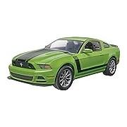 Revell Monogram 1:25 Scale 2013 Mustang Boss 302 Plastic Model Kit