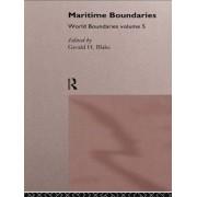 Maritime Boundaries: World Boundaries Volume 5