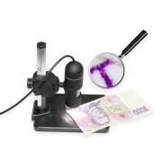USB mikroskop 5MPixel 500x na stojanu
