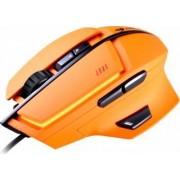 Mouse Gaming Laser Cougar 600M 8200DPI Portocaliu