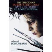 Edward Scissorhands DVD 1990