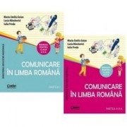 MANUAL CLS. A II-A COMUNICARE IN LIMBA ROMANA + CD - 2 VOLUME