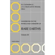 Handbook on the Physics and Chemistry of Rare Earths: Volume 35 by Professor Karl A. Gschneidner